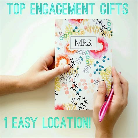 19 best images about Engagement Gift Ideas on Pinterest