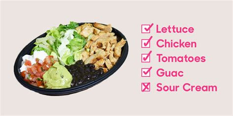 taco bell healthy  healthiest orders  taco bell