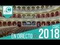 Sesión 3º de Preliminares Completa - JUEVES 11 DE ENERO DE 2018