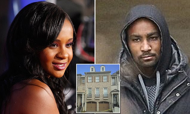 Nick Gordon 'punched Bobbi Kristina Brown' as she is moved to hospice to 'die naturally'