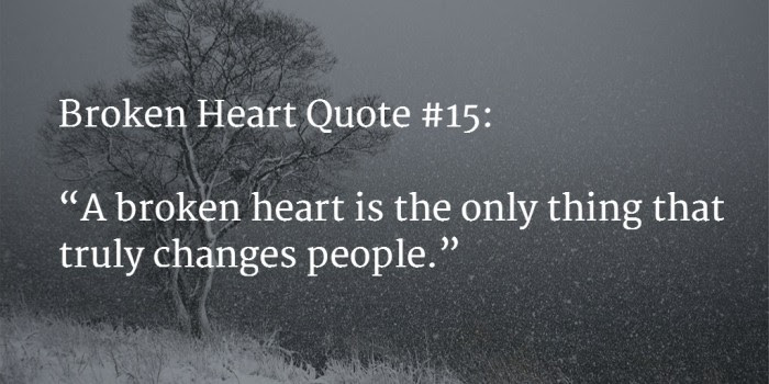 160 Best Broken Heart Quotes With Images Mar 2018 Update