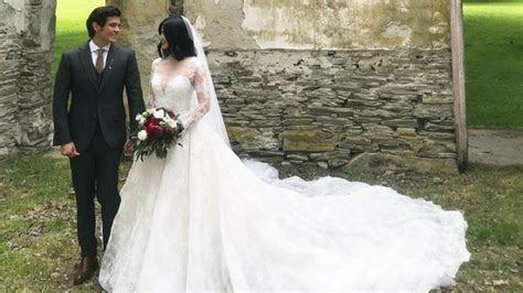 IN PHOTOS: Anne Curtis and Erwan Heussaff's wedding looks
