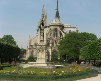 Paris für Gartenfreunde