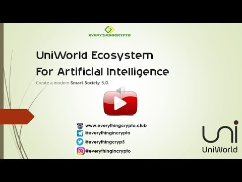UniWorld Airdrop-Learn How To Claim Free UNW Tokens