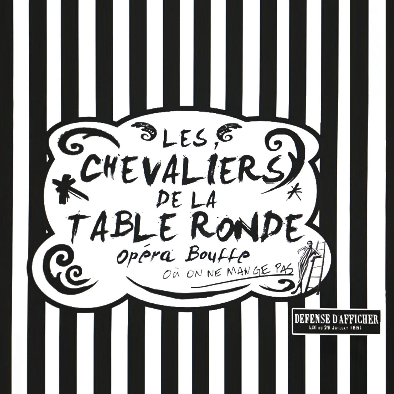 Les Chevaliers De La Table Ronde Di Hervé Palazzetto Bru Zane