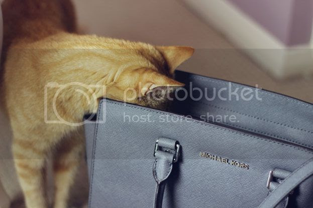 grey selma bag