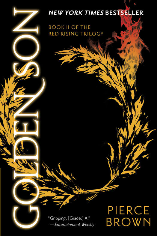 "SCIENCE FICTION: ""Golden Son (Red Rising Trilogy #2)"" by Pierce Brown"