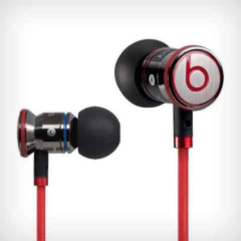 Monster iBeats In-Ear Noise-Isolating Headphones with ControlTalk - Assorted Colors