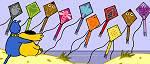 Preschool Games - Kites