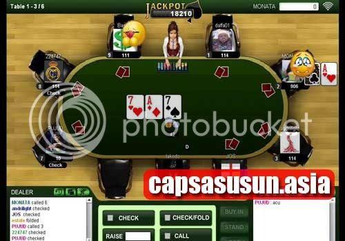 Strategi Umum Bermain Poker Online