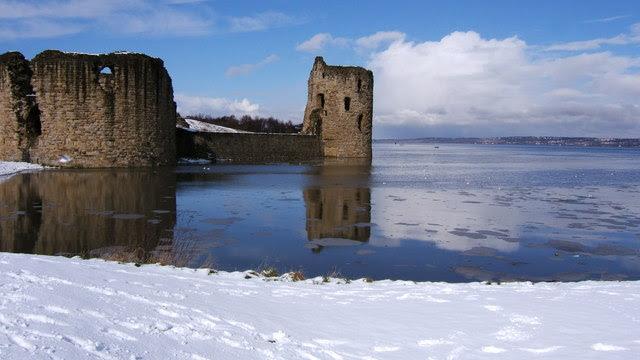 File:Flint Castle - geograph.org.uk - 641269.jpg