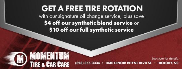 Hickory Nc Auto Repair Tires Momentum Tire Car Care