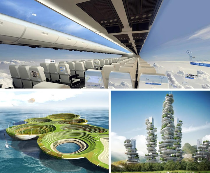 10 Futuristic Design Concepts That Will Change the Way We ...