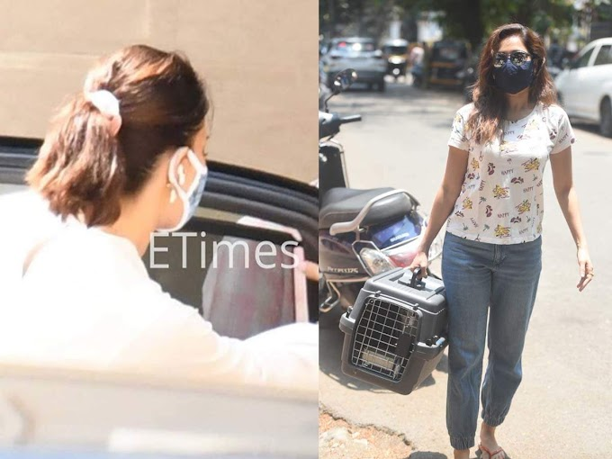 Pap diary: Celebs get clicked in the city