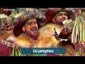 Los Peregrinos (Comparsa). SEMIFINAL COAC 2017