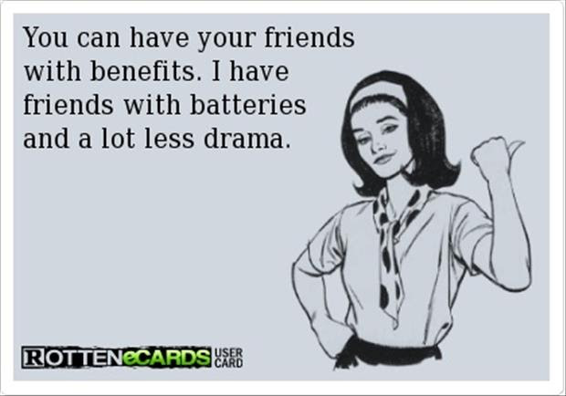 A Friends With Benefits Dump A Day