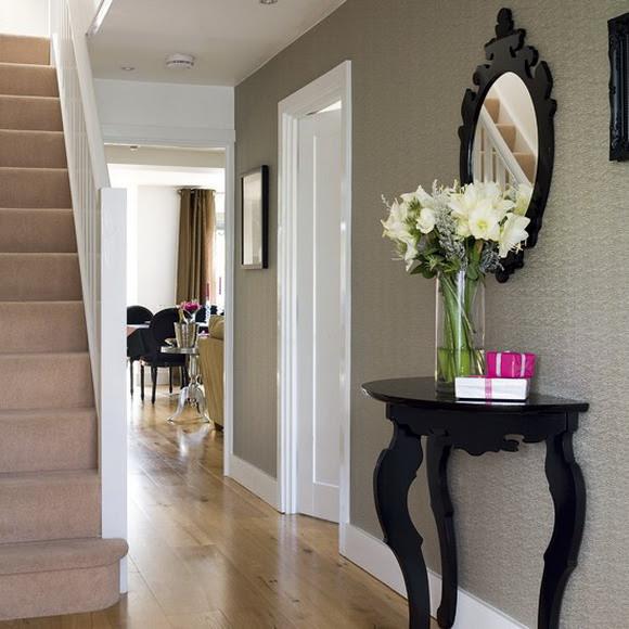 75 Hallway Mirror Ideas | Shelterness