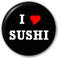l3utterfish adora al sushi sin remedio