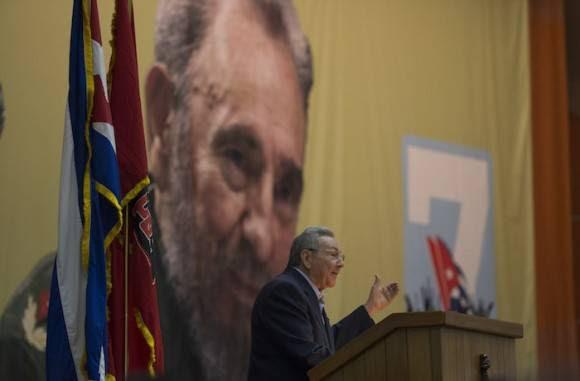 Nuestros dos partidos, que son uno solo. Foto: Ismael Francisco/ Cubadebate