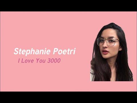 Stephanie Poetri: Stephanie Poetri I Love You 3000 Mp3 Matikiri