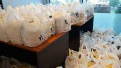 Ξεκίνησε η διανομή τροφίμων του ΤΕΒΑ στο δήμο Ωραιοκάστρου