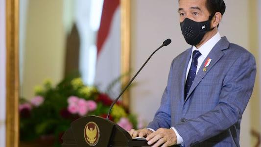 Soal UU ITE, Jokowi: Hati-hati Pasal Multitafsir