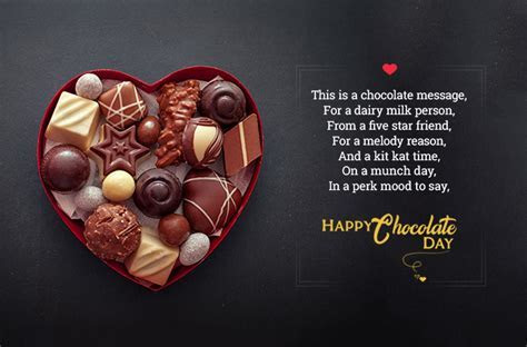 Happy Chocolate Day 2019: Wishes Status, Images, Quotes