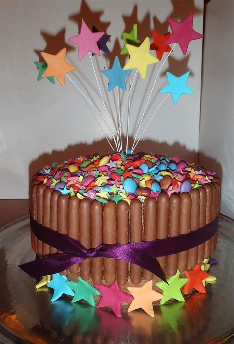 Birthday Cakes   Sarah Allbrook Cakes