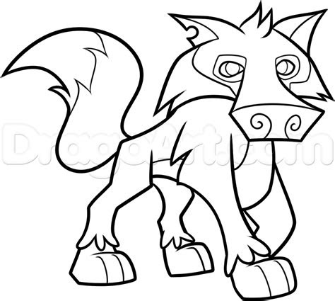 animal jam coloring pages getcoloringpagescom