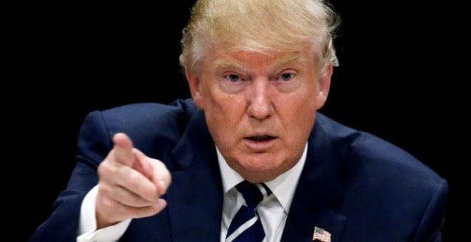 El presidente electo de Estados Unidos, Donald Trump. - REUTERS