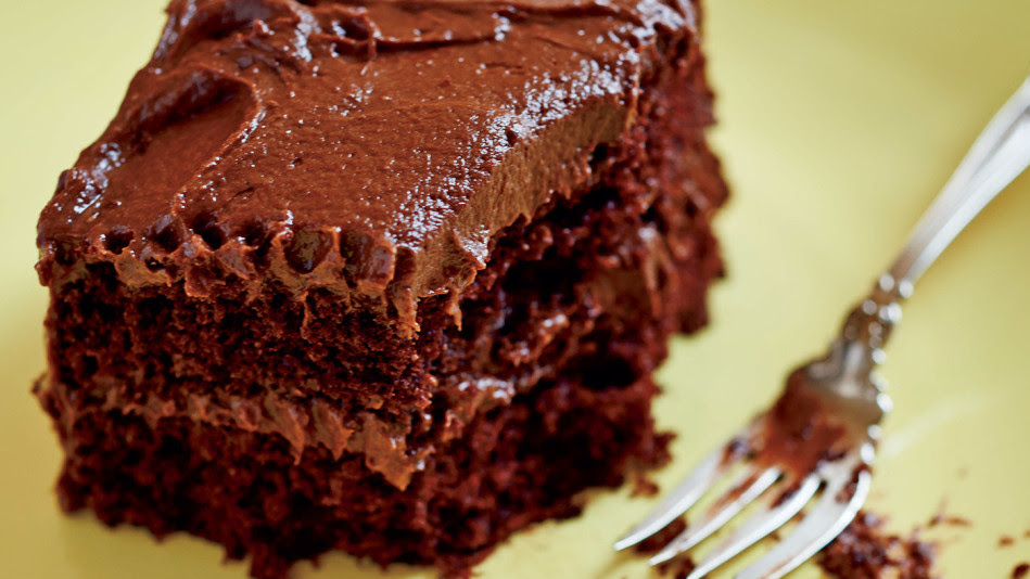 The Cake That Cures Everything (Chocolate Cake)