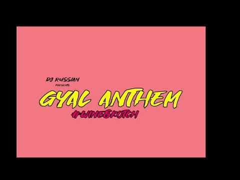 DJ RUSSIAN - GYAL ANTHEM (WINE & KOTCH) SOCA 2020
