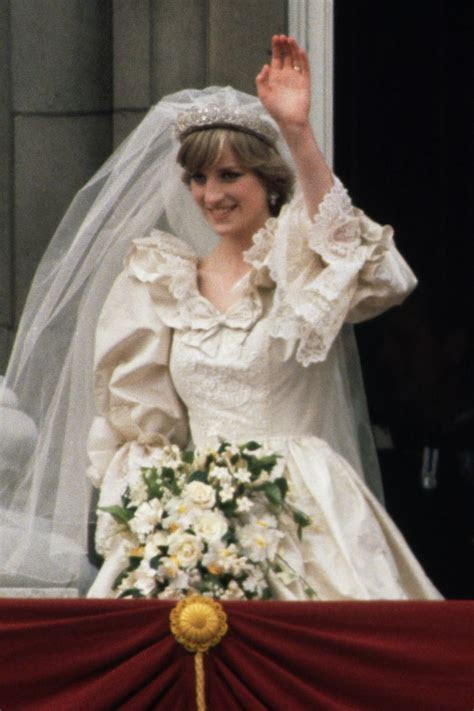 Every Detail About Princess Diana's Iconic Wedding Dress
