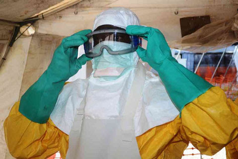 What You Need to Do to Survive Ebola BEFORE the Panic Starts ebola suit