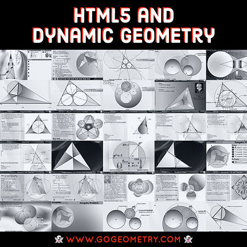 HTML5 and Dynamic Geometry, iPad Apps, Mobile, Art, Class, Tablet