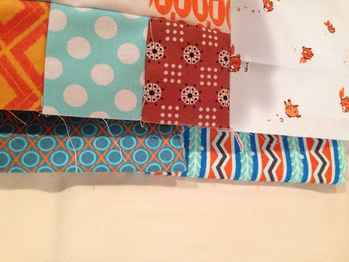 Which fabric for the binding?