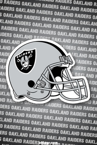 Oakland Raiders iPhone Wallpaper | #5582 | ohLays
