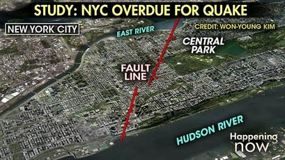 NYC Overdue for an Earthquake?