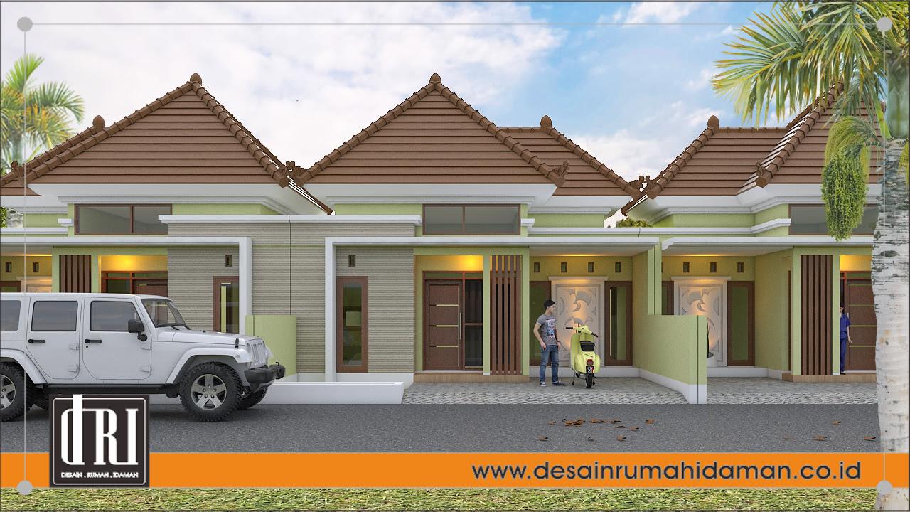 Desain Perumahan Style Bali 2 Poncokusumo Desain Rumah Idaman