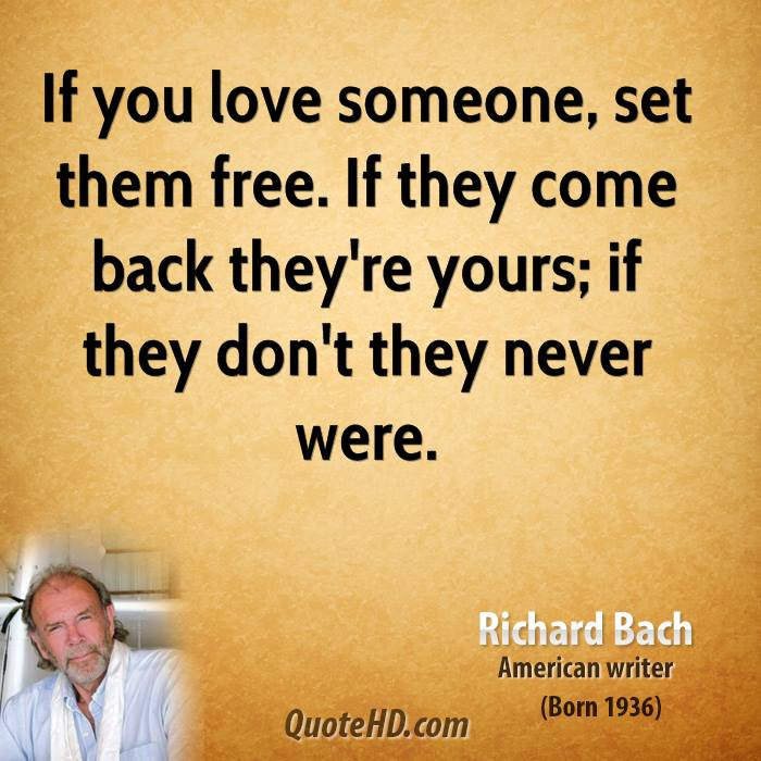 Richard Bach Love Quotes Quotehd
