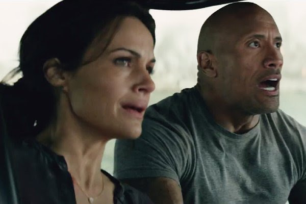 'San Andreas' New Trailer: Dwayne Johnson Faces Tidal Waves as the Earth Cracks Open