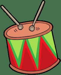 Juego De Unir Puntos De Instrumentos Musicales Para Imprimir