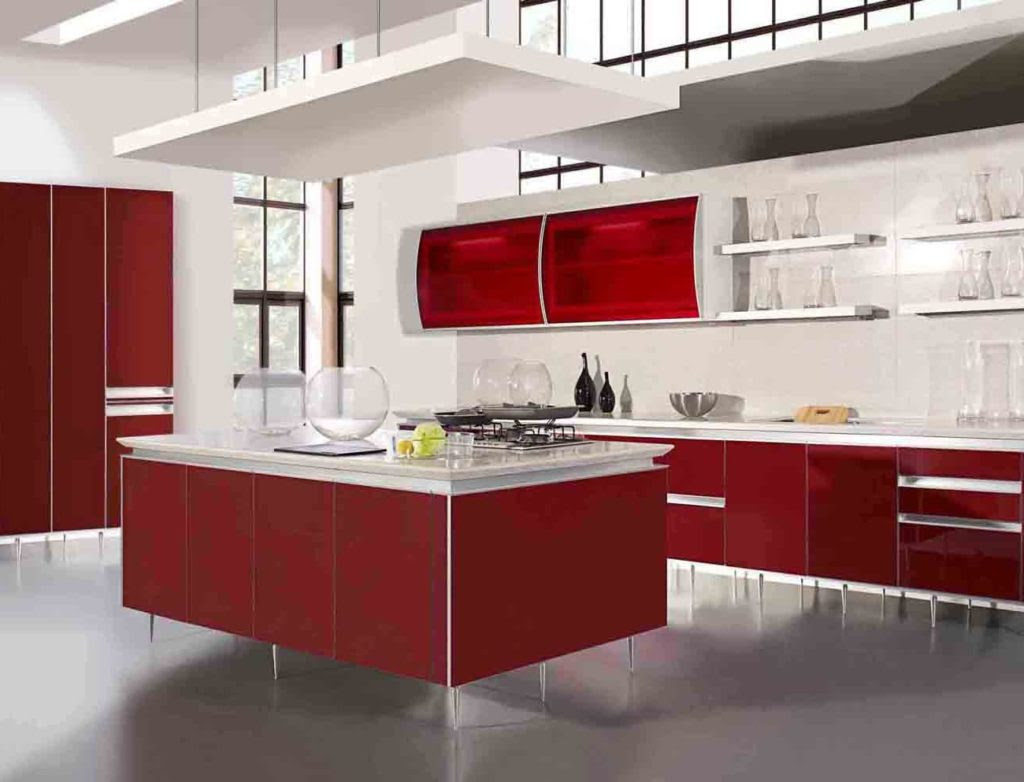 3 Características De Espacio De Las Cocinas Integrales Modernas