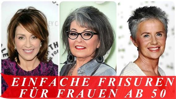 Frisuren Frauen Kurz Ab 50