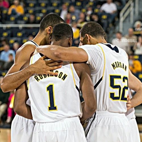 Michigan Basketball 2013-2014