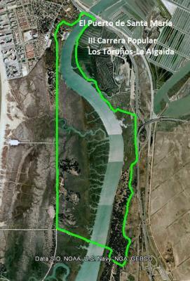 Resultado de imagen de mapa toruños y la algida