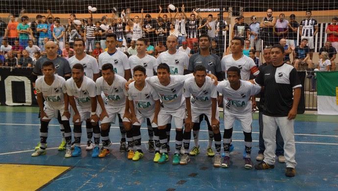 ABC futsal (Foto: Augusto Gomes/GloboEsporte.com)