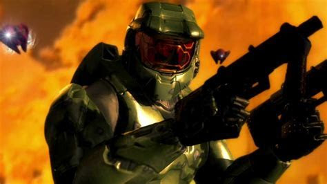 Halo 2 Anniversary inbound, according to Master Chief