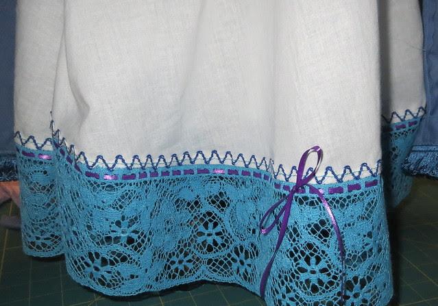 amy's petticoat