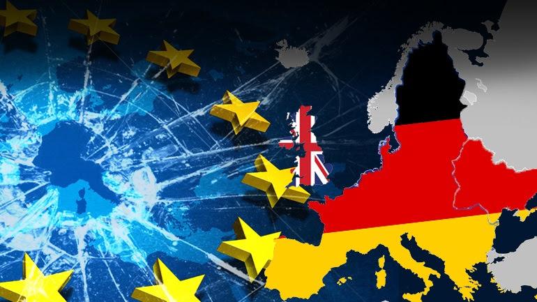 Brexit - We Leave - Φεύγουμε